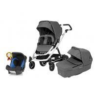 Kočárek Britax Go Next + ZDARMA autosedačka Römer Baby-Safe plus