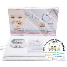 Baby Control Digital 210 Monitor dechu + DÁREK DVD - První pomoc dětem