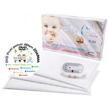 Baby Control Digital 230 Monitor dechu + DÁREK DVD - První pomoc dětem