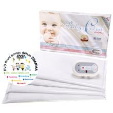 Baby Control Digital 230i Monitor dechu pro dvojčata + DÁREK DVD - První pomoc dětem