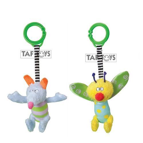 Taf Toys zvonící chrastítko