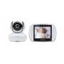 Motorola MBP36S je digitální video chůvička. Díky digitální technologii poskytuje bezpečnou a velmi kvalitní komunikaci mezi rodičovskou a dětskou jednotkou. Díky infračervenému nočnímu vidění budete mít dobrý obraz i ve tmě.