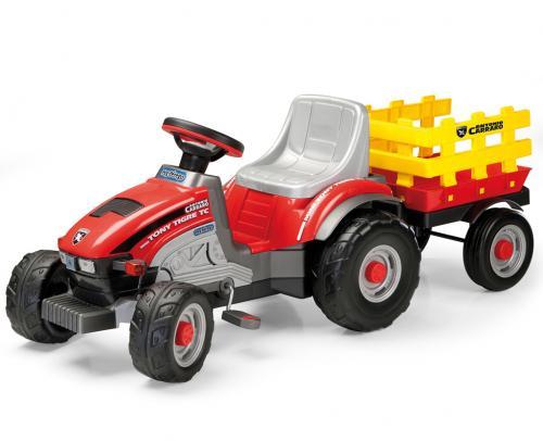 Peg Pérego Šlapací traktor Mini Tony Tigre TC