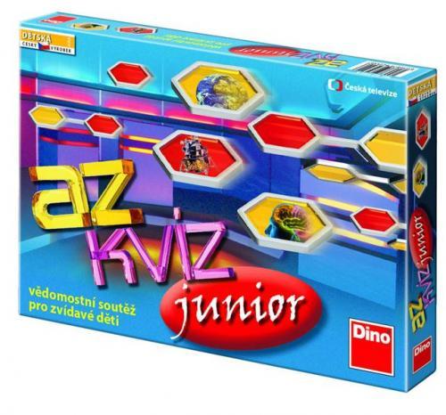 Dino AZ kvíz Junior hra