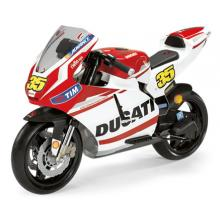 Elektrické vozítko Peg Pérego Ducati GP