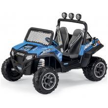 Elektrické vozítko Peg Pérego Polaris Ranger RZR 900 Blue