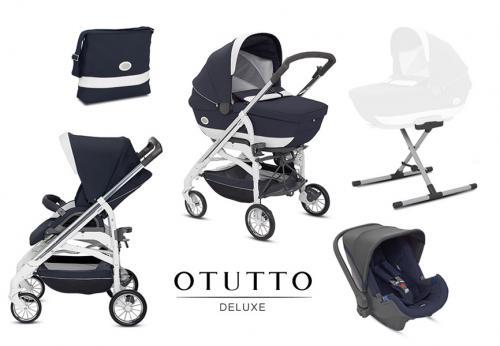 Kočárek Inglesina Otutto System Deluxe s podvozkem Otutto Deluxe