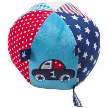 Bébé-Jou plyšový šustící balonek 1-2-3