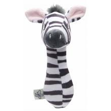 Bébé-Jou plyšové štěrchátko Dinky Zebra