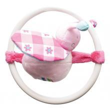 Bébé-Jou plyšové kousátko beruška ABC
