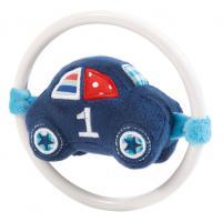Bébé-Jou plyšové kousátko autíčko 1-2-3