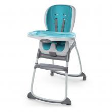 Jídelní židlička Ingenuity Trio 3v1 Aqua