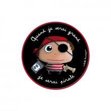 Label Tour, Dětský koberec Pirát