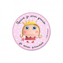 Label Tour, Dětský koberec Princezna