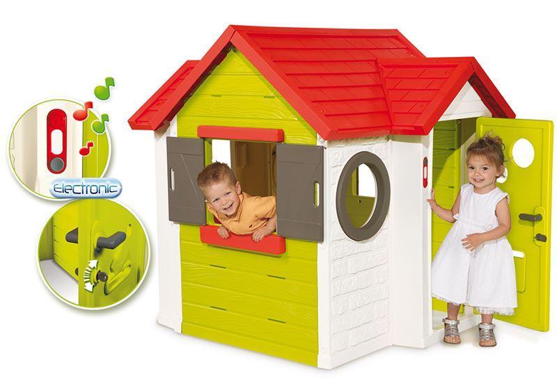 smoby dome ek my house sl n. Black Bedroom Furniture Sets. Home Design Ideas