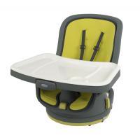 Jídelní židlička Graco Swivi Booster Lime