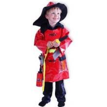 Karnevalový kostým hasiči/požárník