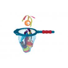 B.toys Podběrák s hračkami na potápění Žralok Finley