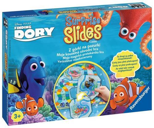 Disney Hledá se Dory Surpr. Slides hra