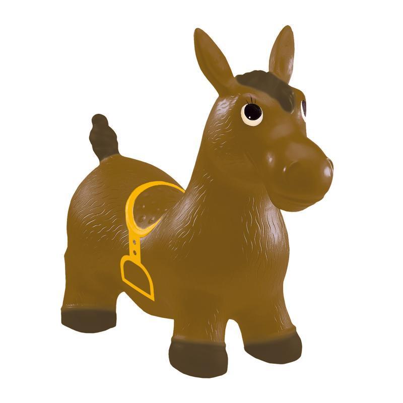 John Hopsadlo kůň - hnědá