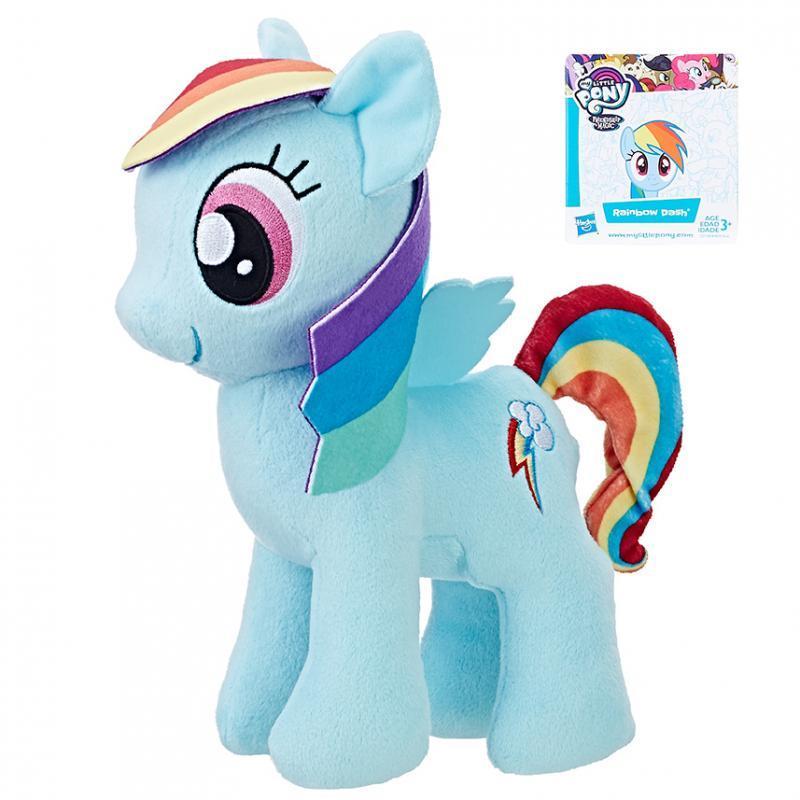 Hasbro My Little Pony plyšový poník 25 cm - Rainbow Dash