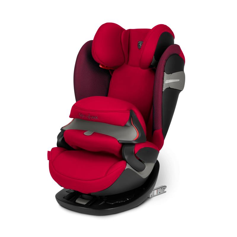 Autosedačka Cybex Pallas S-fix 2020 - Ferrari Racing Red