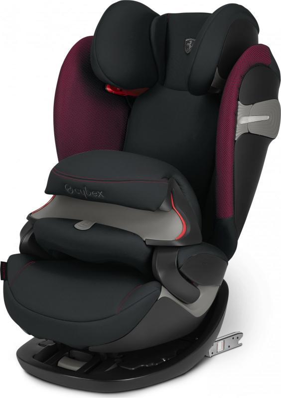 Autosedačka Cybex Pallas S-fix 2020 - Ferrari Victory Black