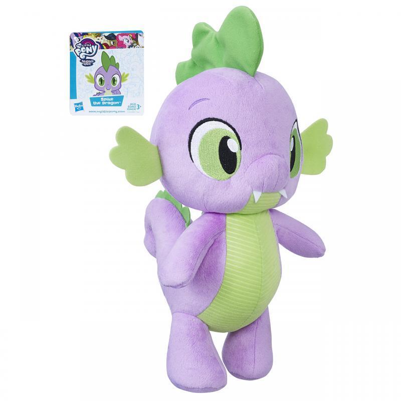 Hasbro My Little Pony plyšový poník 30 cm - Spike