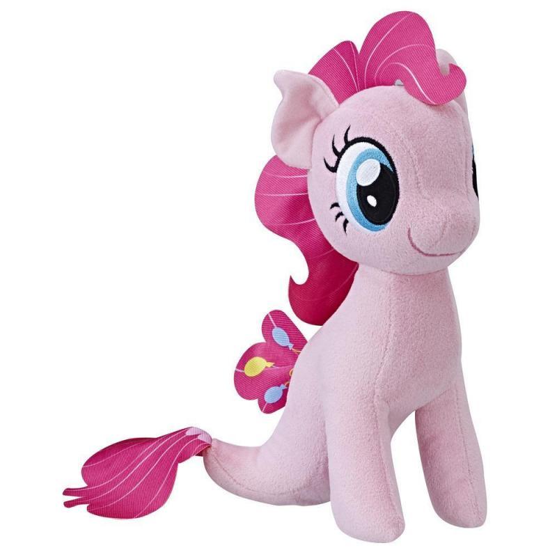 Hasbro My Little Pony plyšový poník 25 cm - Pinkie Pie - mořský poník