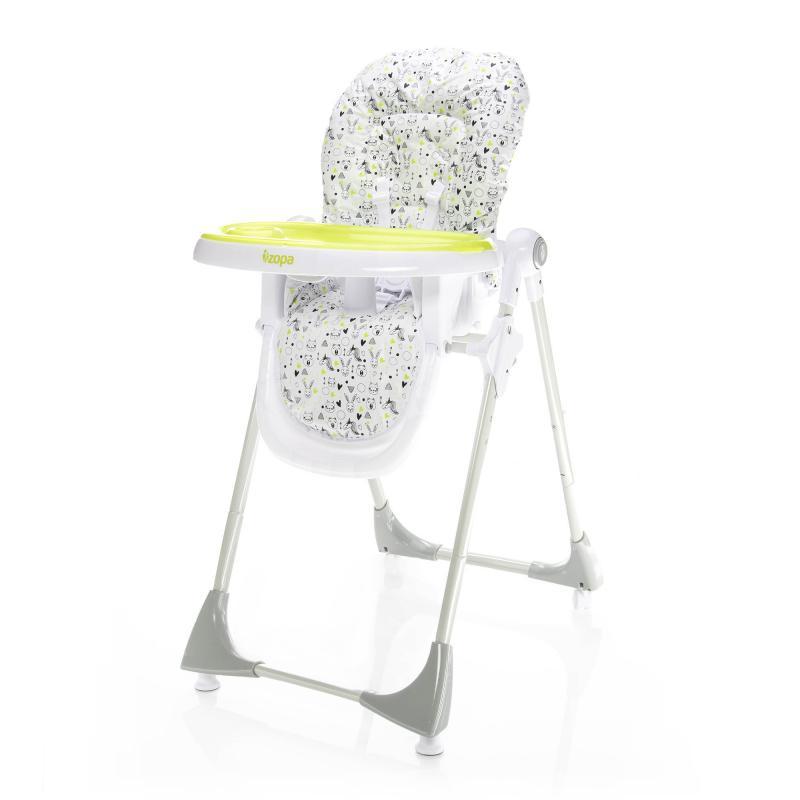 Jídelní židlička Zopa Monti - Animals