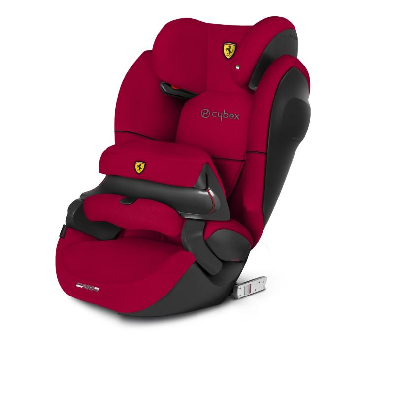 Autosedačka Cybex Pallas M-fix SL 2020 - Ferrari Racing Red