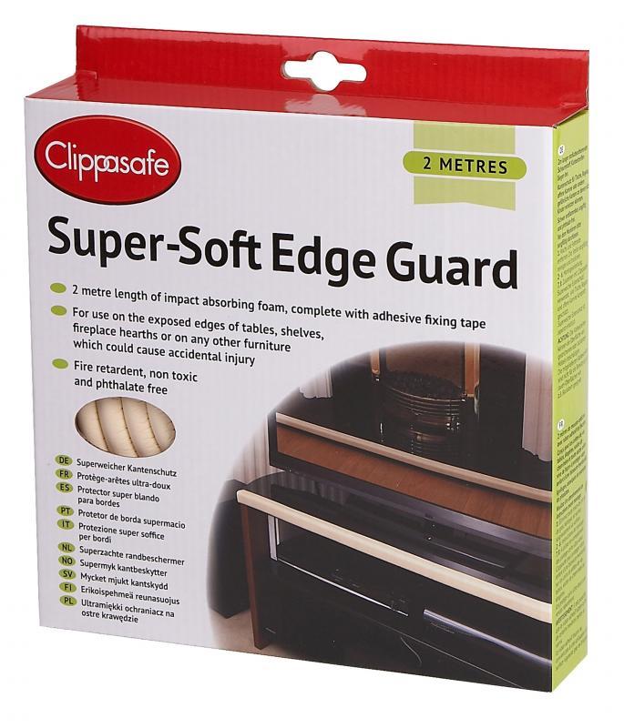 Clippasafe měkký ochranný pás 2 m - Cream