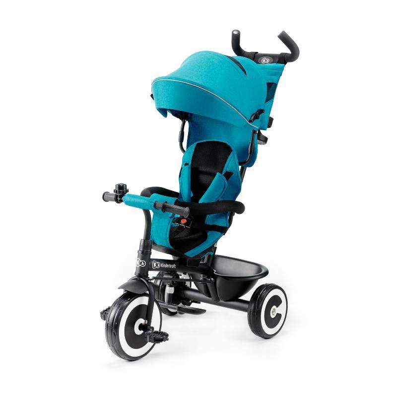 Kinderkraft Tříkolka Aston - Turquoise