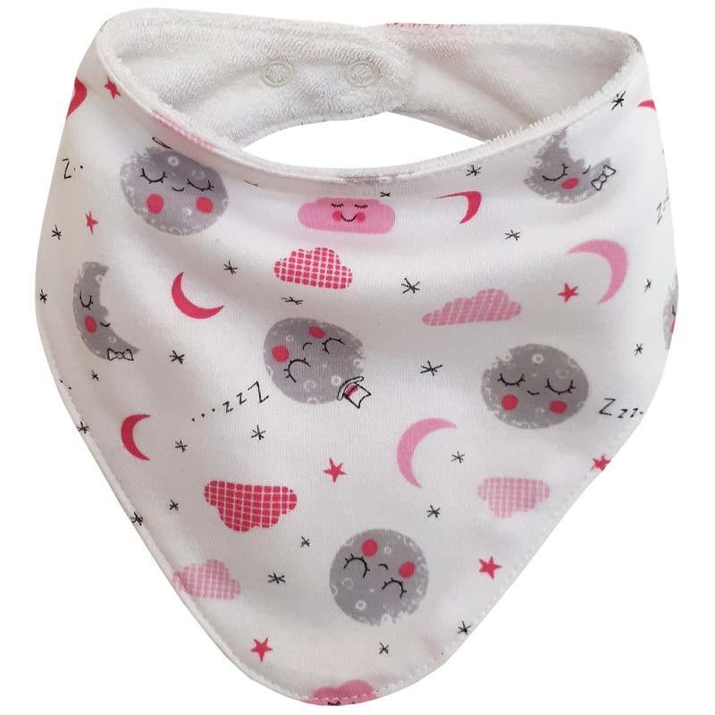 Esito Slintáček bavlna Měsíček - růžová