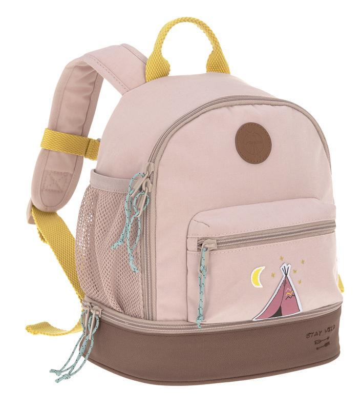 Lässig 4kids Mini Backpack Adventure batoh - Tipi
