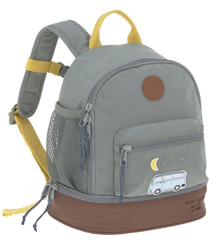 Lässig 4kids Mini Backpack Adventure batoh - Bus