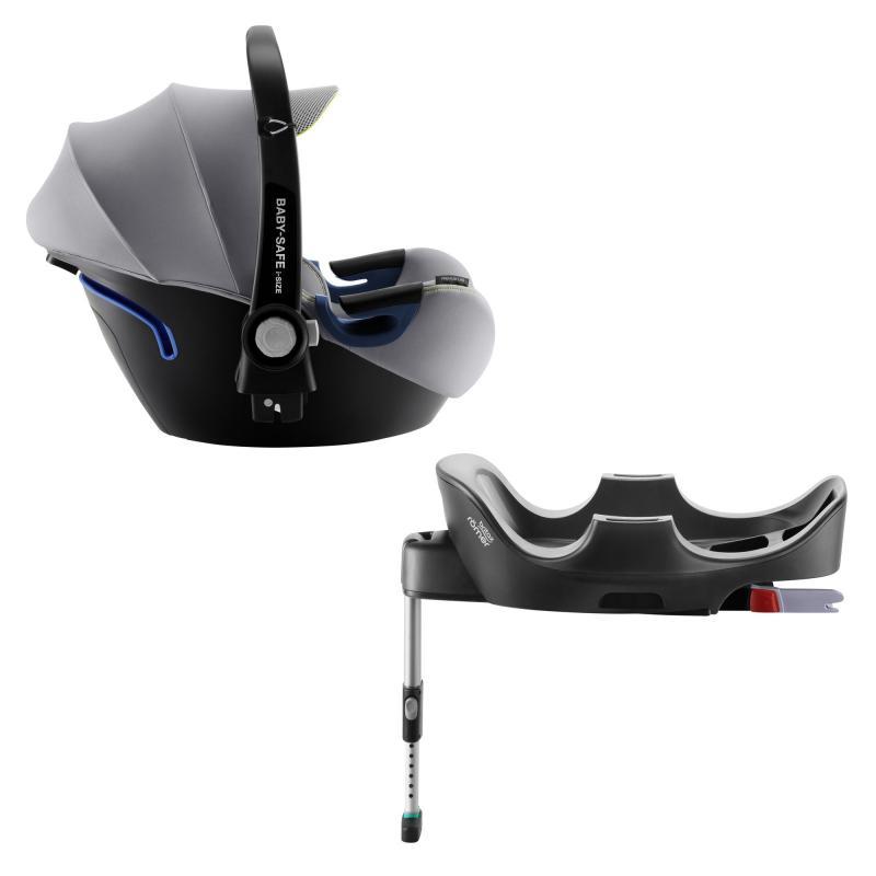 Autosedačka Britax Römer Baby-Safe 2 i-Size Bundle Flex 2021 - Cool Flow Silver