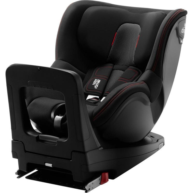 Autosedačka Britax Römer Dualfix M i-Size 2021 - Cool Flow - Black