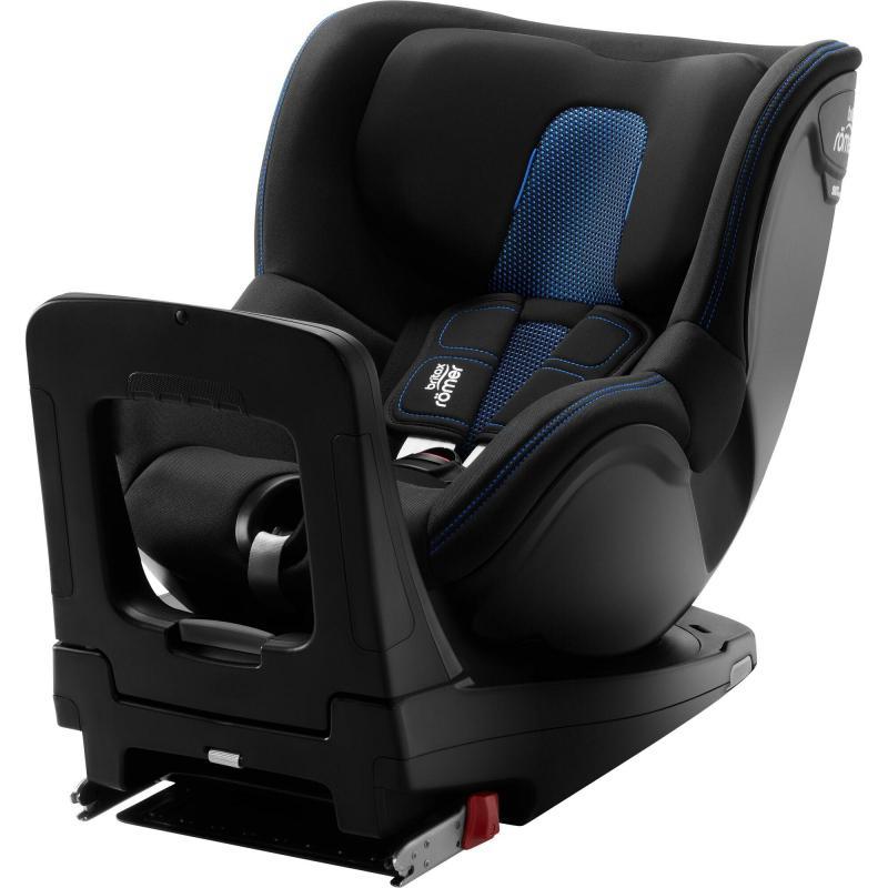 Autosedačka Britax Römer Dualfix M i-Size 2021 - Cool Flow - Blue