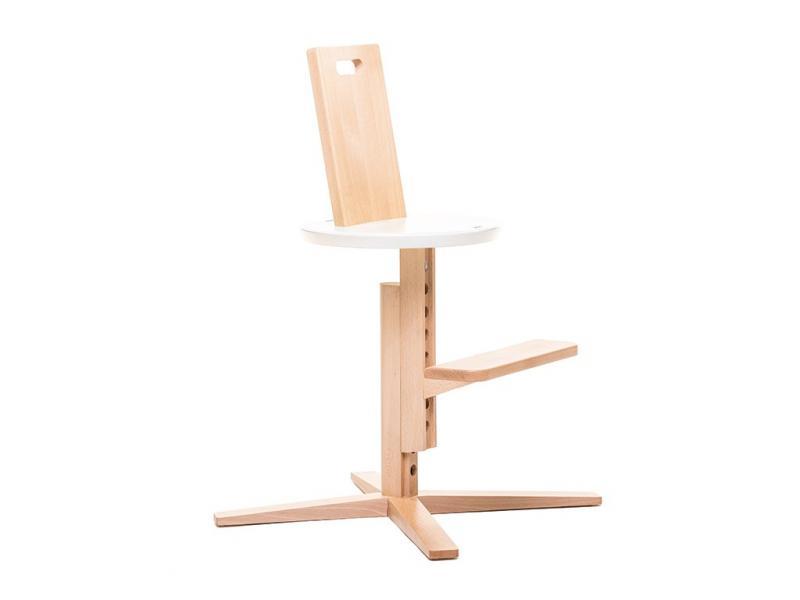 Jídelní židle FROC - Bílá