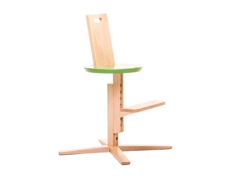 Jídelní židle FROC - Zelená