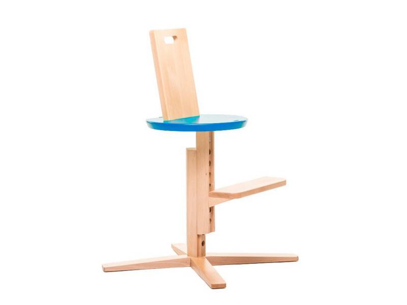 Jídelní židle FROC - Modrá