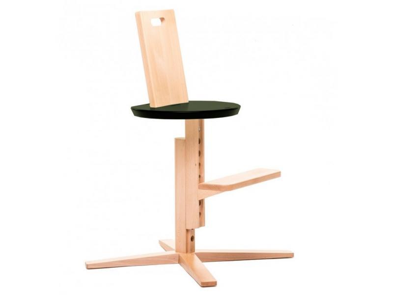 Jídelní židle FROC - Černá