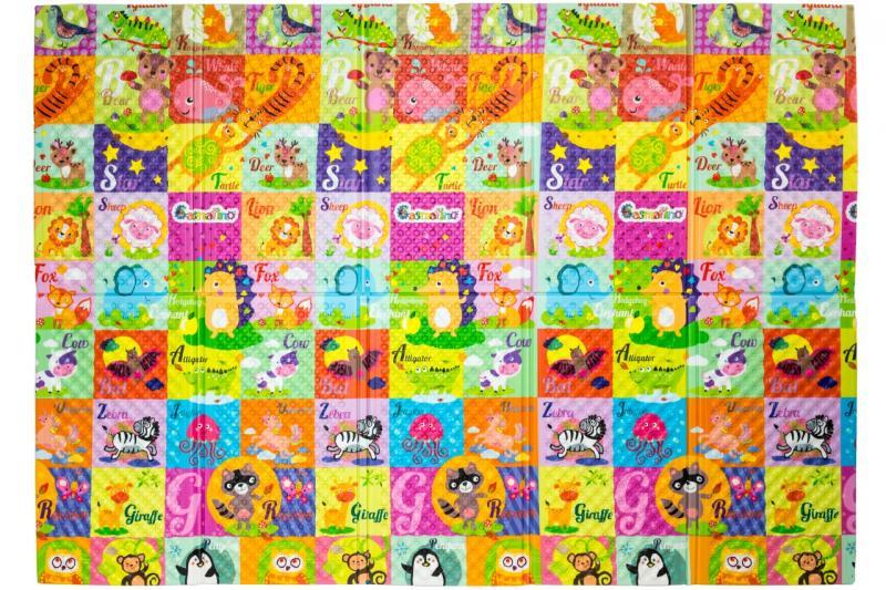 Casmatino multifunkční hrací pěnová podložka pro děti - Pexeso