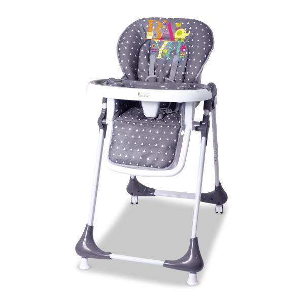 Jídelní židlička Asalvo Chef - baby