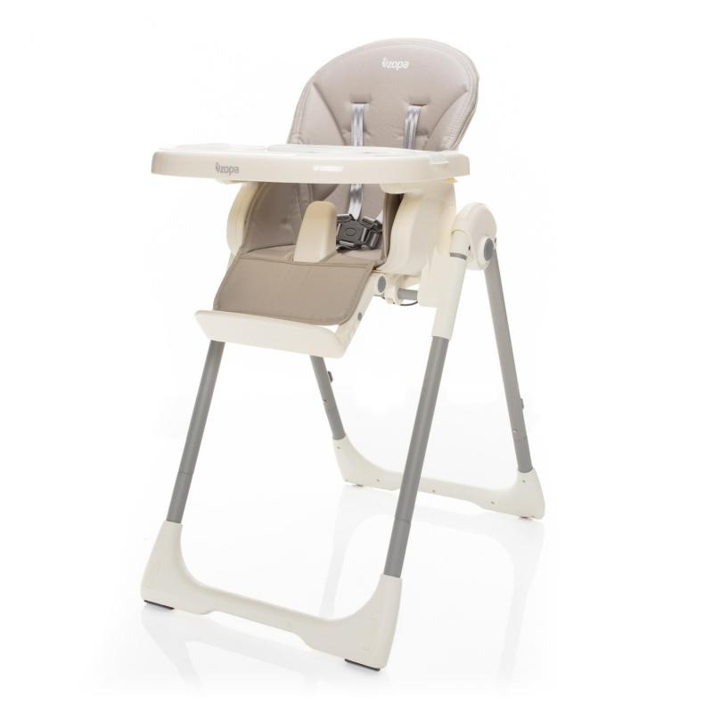 Jídelní židlička Zopa Ivolia - Beige Grey