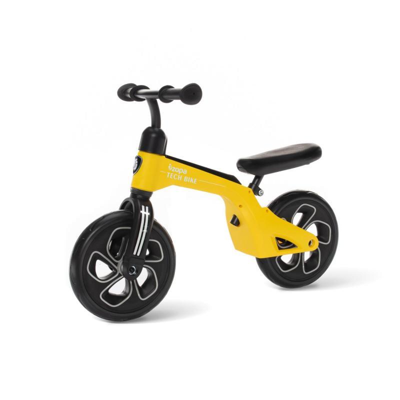 Zopa Odrážedlo Tech Bike - Yellow