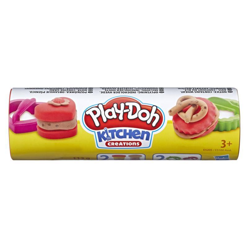 Hasbro Play-Doh Malý kuchařský set - čokoládové sušenky/ červená