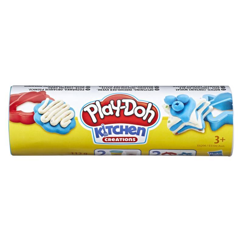Hasbro Play-Doh Malý kuchařský set - cukroví/modrá