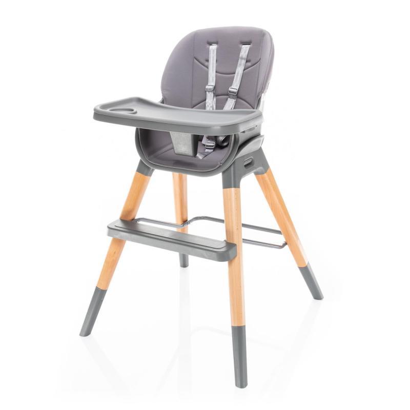 Jídelní židlička Zopa Nuvio - Dove Grey
